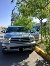 Foto venta Auto usado Toyota Sequoia Platinum (2013) color Gris precio $380,000