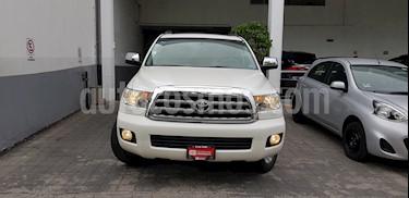 Foto venta Auto usado Toyota Sequoia Platinum (2015) color Blanco precio $460,000