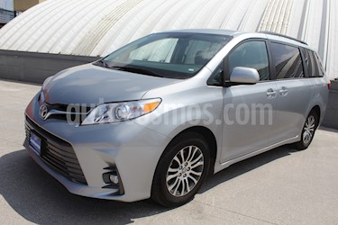 Foto venta Auto usado Toyota Sequoia SR5 (2020) color Plata precio $620,000