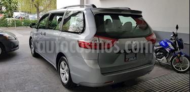 Foto venta Auto Seminuevo Toyota Sienna CE 3.5L (2016) color Plata precio $335,000