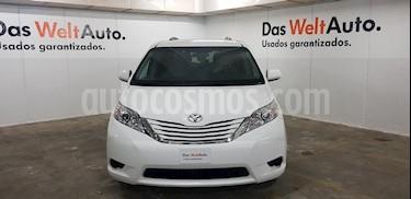 Foto venta Auto usado Toyota Sienna CE 3.5L (2017) color Blanco precio $395,000