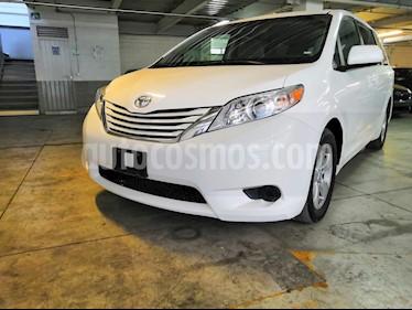 Foto venta Auto usado Toyota Sienna LE 3.5L (2017) color Blanco precio $415,000