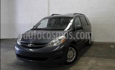 Foto venta Auto usado Toyota Sienna LE 3.5L (2008) color Gris precio $145,000