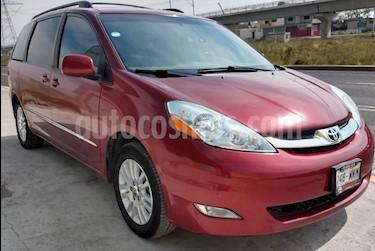 Foto Toyota Sienna Limited 3.5L usado (2009) color Rojo precio $165,000