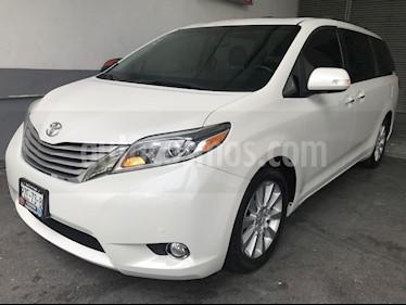 Foto venta Auto Seminuevo Toyota Sienna Limited 3.5L (2015) color Blanco precio $459,900