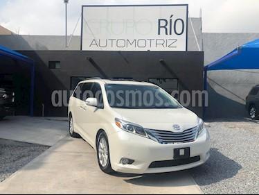Foto Toyota Sienna Limited 3.5L usado (2017) color Blanco precio $570,000