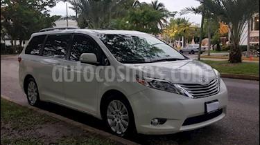 Foto venta Auto Seminuevo Toyota Sienna Limited 3.5L (2016) color Blanco Perla precio $510,000