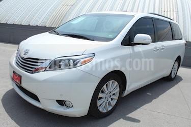 Foto venta Auto usado Toyota Sienna Limited 3.5L (2016) color Blanco Perla precio $520,000