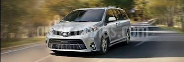 Toyota Sienna Limited 3.5L nuevo color Blanco Perla precio $858,400