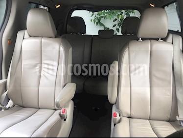 Toyota Sienna Limited 3.3L usado (2013) color Blanco precio $280,000