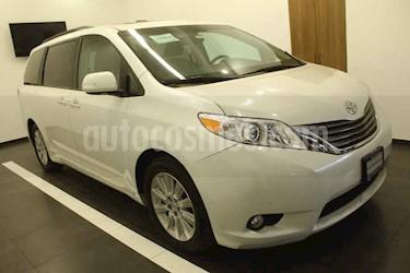 Toyota Sienna 5p Limited aut piel Limited q/c DVD usado (2013) color Blanco precio $295,000