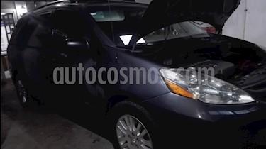 Toyota Sienna Limited 3.5L usado (2007) color Azul Metalizado precio $117,000