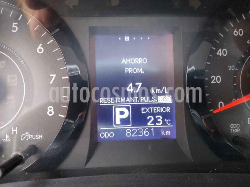 Toyota Sienna CE 3.5L usado (2015) color Gris precio $287,000