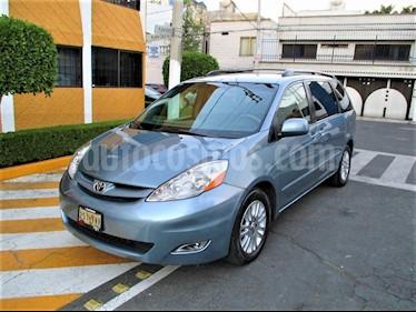 Foto Toyota Sienna XLE 3.5L usado (2008) color Azul Atlantico precio $124,900