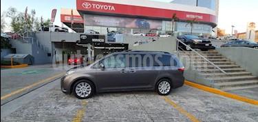 Toyota Sienna 5P LIMITED V6/3.5 AUT usado (2016) color Gris precio $465,000