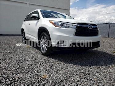 Foto venta Auto usado Toyota Sienna TOYOTA HIGHLINDER XLE LIMITED (2015) precio $351,000