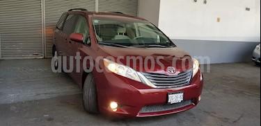 Foto venta Auto usado Toyota Sienna XLE 3.3L (2014) color Rojo precio $274,900