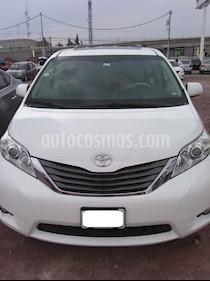 Foto venta Auto usado Toyota Sienna XLE 3.5L Piel (2011) color Blanco precio $218,000