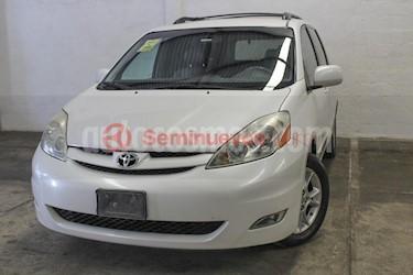 Foto venta Auto usado Toyota Sienna XLE 3.5L Piel (2006) color Blanco precio $135,000