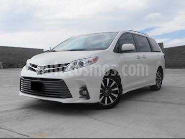 Foto venta Auto usado Toyota Sienna XLE 3.5L Piel (2018) color Blanco precio $598,000