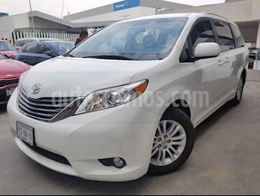 Foto venta Auto usado Toyota Sienna XLE 3.5L (2014) color Blanco precio $265,000