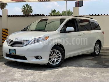 Foto venta Auto usado Toyota Sienna XLE 3.5L (2017) color Blanco precio $474,900