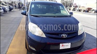 Foto venta Auto Seminuevo Toyota Sienna XLE 3.5L (2007) color Azul precio $129,000