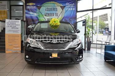 Foto venta Auto usado Toyota Sienna XLE 3.5L (2014) color Negro precio $293,000