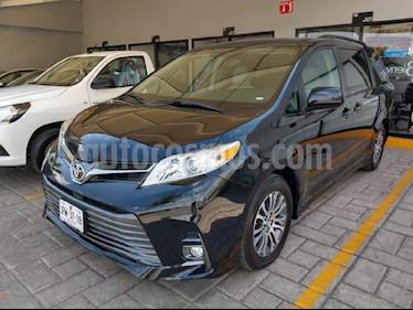 Foto venta Auto usado Toyota Sienna XLE 3.5L (2018) color Negro precio $579,000