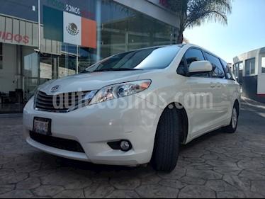Foto venta Auto usado Toyota Sienna XLE 3.5L (2015) color Blanco precio $360,000