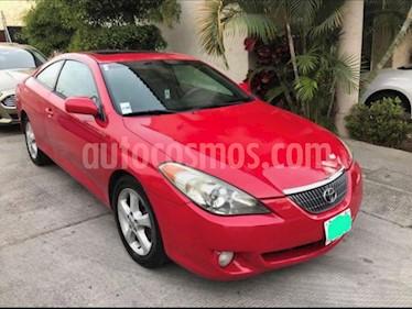 Foto Toyota Solara SLE Coupe usado (2005) color Rojo precio $100,000