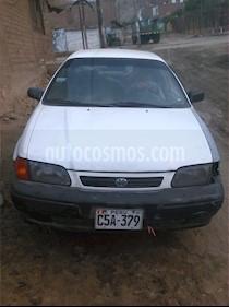 Toyota Starlet Jazz M-T L4,1.4,16v S 1 1 usado (1994) color Blanco precio $3,200