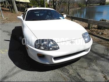 Toyota Starlet XL L4 1.3 8V usado (1994) color Blanco precio u$s8.000