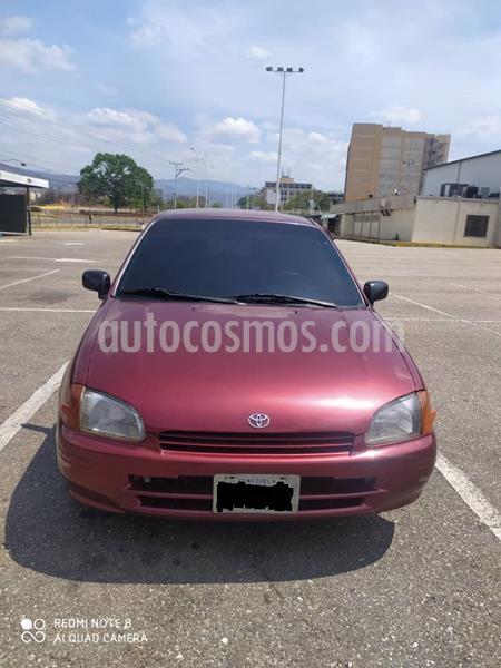 Toyota Starlet Jazz A-T L4 1.4i 16V usado (1998) color Rojo precio u$s2.300