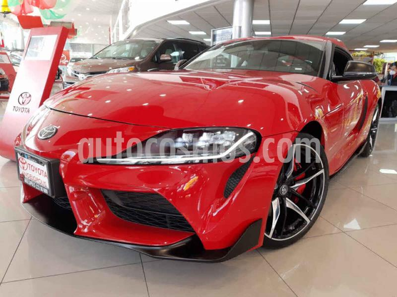 Toyota Supra GR usado (2020) color Rojo precio $1,069,407