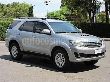 Foto venta Auto Usado Toyota SW4 3.0 Cuero Aut (2015) color Gris Plata  precio $1.260.000