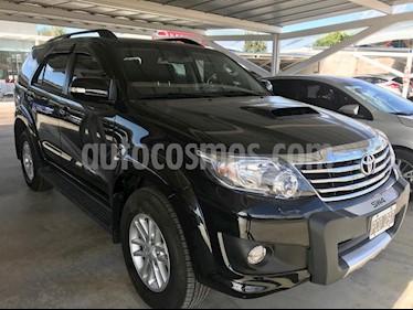 Toyota SW4 SRV 5 TDi Cuero Aut  usado (2015) color Negro precio $2.400.000