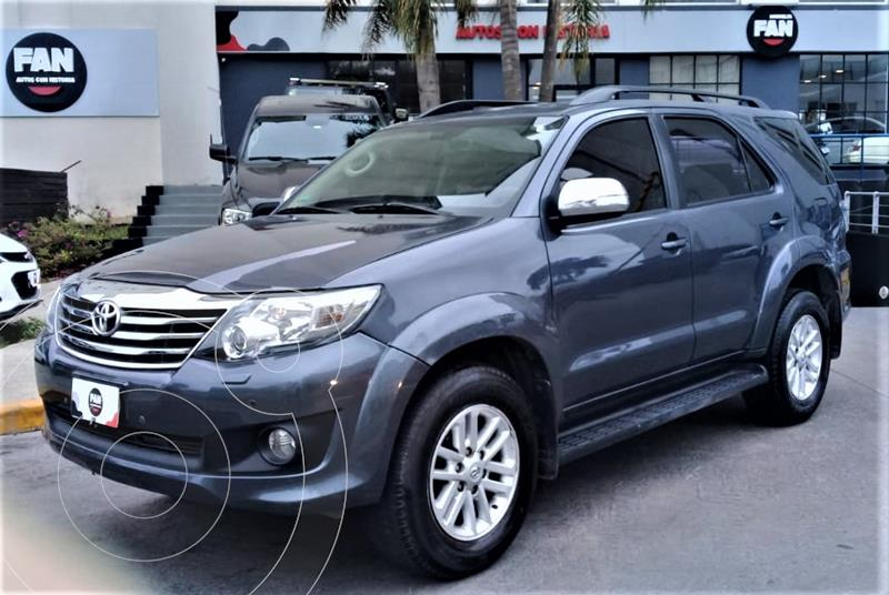 Toyota SW4 Srv 2.7 At 5 Asientos usado (2014) color Gris Oscuro precio $2.550.000