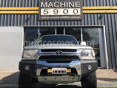 Toyota SW4 TD Wide Body usado (2001) color Gris Oscuro precio u$s10.000