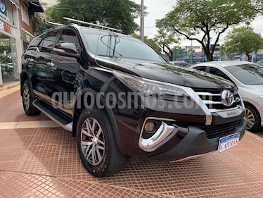 Toyota SW4 SRX 7 Pas Aut usado (2017) color Marron precio $3.630.000