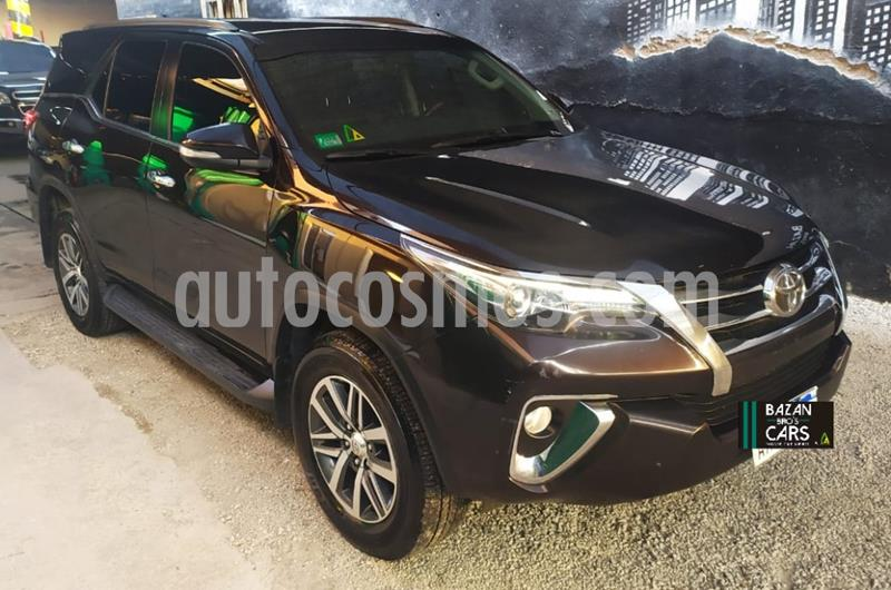 Toyota SW4 SRX 7 Pas Aut usado (2016) precio $4.000.000