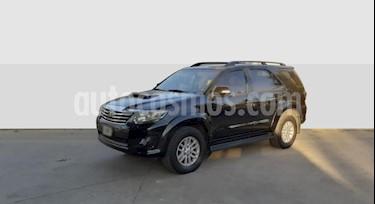 Toyota SW4 SRV 5 TDi Cuero Aut  usado (2013) color Negro precio $1.890.000