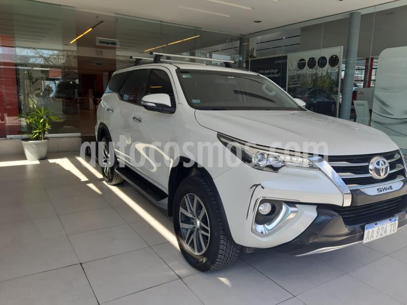 Toyota SW4 SRX 7 Pas Aut usado (2017) color Blanco Perla precio u$s26.500