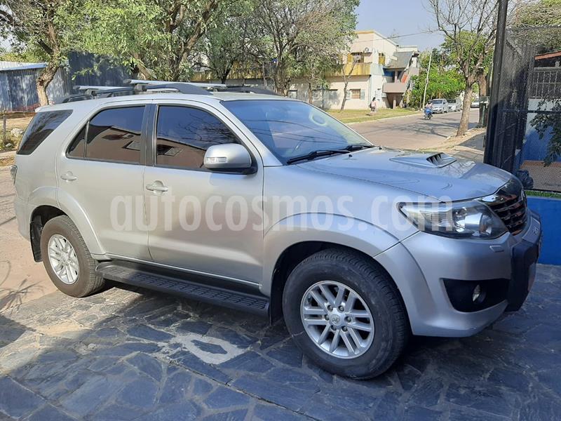 Toyota SW4 SRV TDi Cuero Aut usado (2013) color Gris Metalico precio $2.180.000