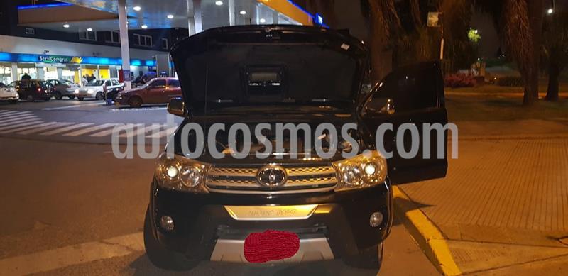Toyota SW4 SRV TDi Cuero Aut usado (2011) color Negro precio $2.650.000