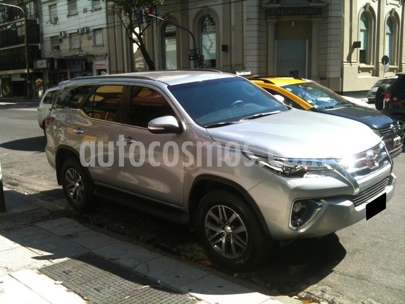 Toyota SW4 SRX 2.8 TDi 7A Aut usado (2020) color Plata Metalizado precio u$s35.500