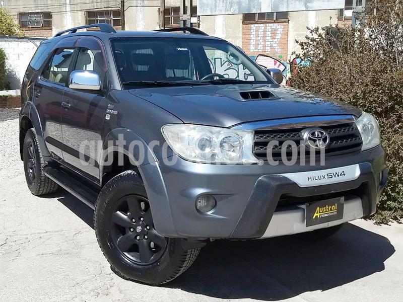 Toyota SW4 SRV Cuero usado (2009) color Gris Oscuro precio $1.300.000