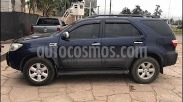 Foto venta Auto Usado Toyota SW4 SRV Aut 7P  (2010) color Azul
