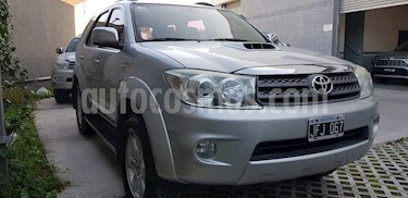 Foto venta Auto usado Toyota SW4 SRV Aut (2010) color Gris Metalico precio $860.000