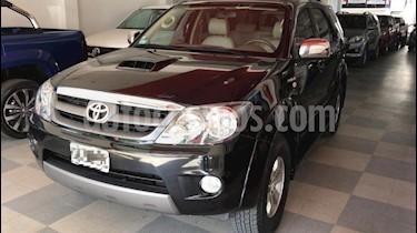Foto venta Auto Usado Toyota SW4 SRV Cuero (2008) color Negro precio $680.000